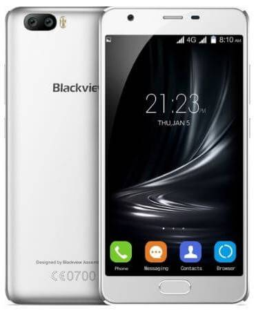 ChytrĂ˝ telefon Blackview R6