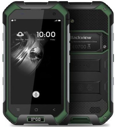 MobilnĂ­ telefon Blackview BV6000s