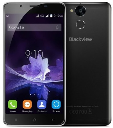 MobilnĂ­ telefon Blackview P2 Black