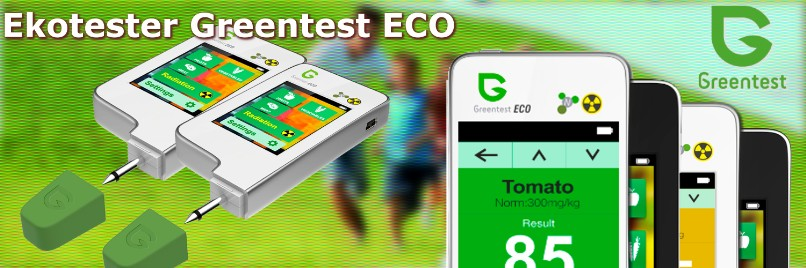 Ekotester Green Test